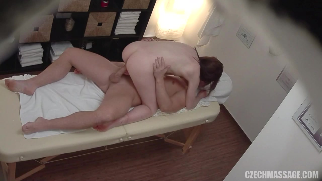 Asian Oil Massage Creampie