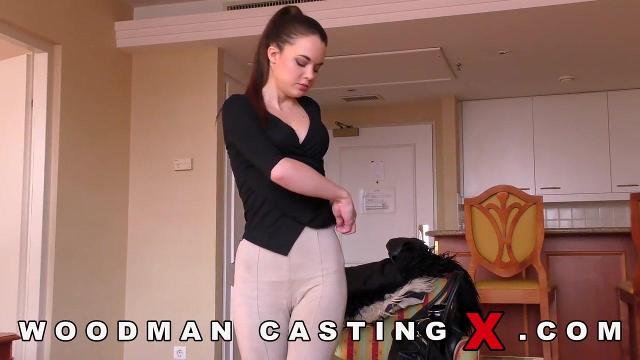 Woodman Casting Teen Anal