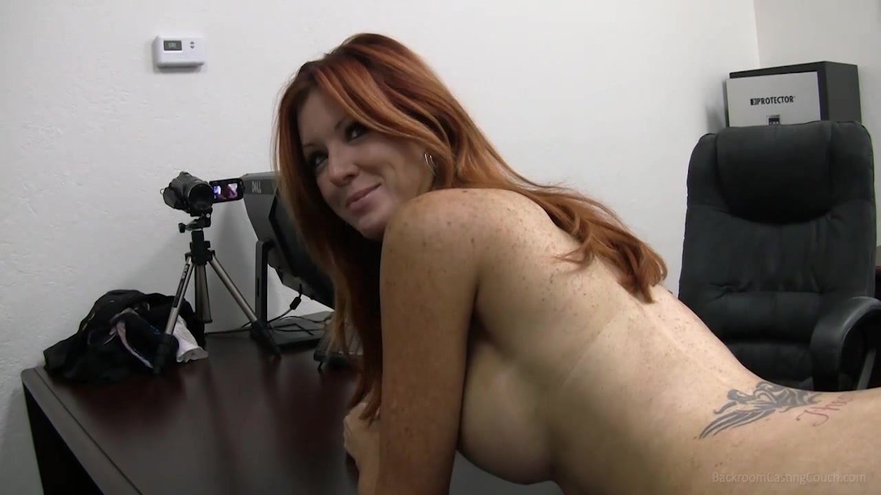 Red Head Getting Fucked