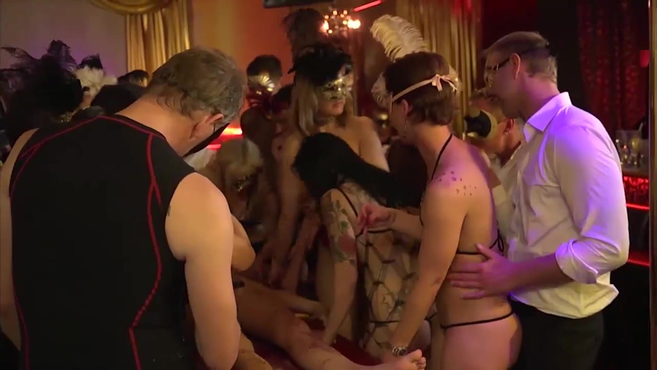 Private Masked Orgy Films Torrent